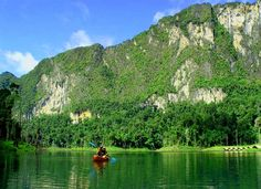 National Park Southern Thailand