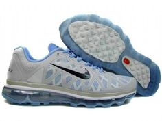 Nike Air Max 2013 Men Gray Yellow Shoes  $79.59