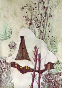 Forgotten Illustrator: Jiri Trnka 1 - 50 Watts
