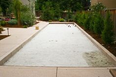 Bocce Ball Court Dimensions Need To Give This Some Serious Thought And Plot Out