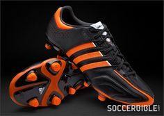 adidas adipure 11Pro Football Boots - Black/Infrared/White - http://www.soccerbible.com/news/football-boots/archive/2012/09/14/adidas-adipure-11pro-football-boots-black-infrared-white.aspx