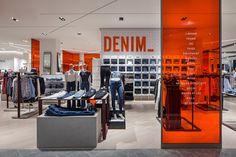 Project: David Jones - Retail Focus - Retail Interior Design and Visual Merchandising