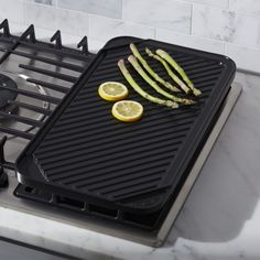 Crate and Barrel non stick griddle