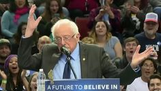 Nonverbal Communication Analysis No. 3509: Bernie Sanders meets Birdie Sanders - Body Language (VIDEO, PHOTOS)   http://www.bodylanguagesuccess.com/2016/03/nonverbal-communication-analysis-no_26.html