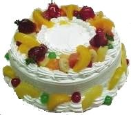 Fruit Cake Vanilla For Chennai Delivery Fast And Same Day Home To All Location Types Of Birthday CakesGift
