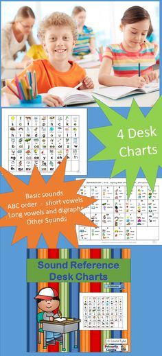 $ The Sound Reference Charts provide a visual reference to connect letters and sounds. Download now to see the four charts: The Transparent Alphabet; Alphabetical Order … A B C… Beginning, Middle, and Ending SOUNDS … (short vowel sounds); Long Vowel Sounds, Digraphs and Alternate Spellings (Opaque Alphabet); and more of the Opaque Alphabet. Just click to learn more on TpT! Available in both PRINT Letters and SASSOON Infant Font.