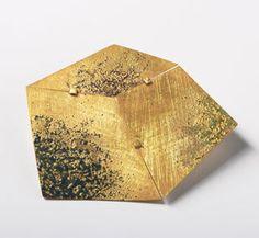 Graziano Visintin - brooch - gold (via Galerie Slavik, No. 104710)