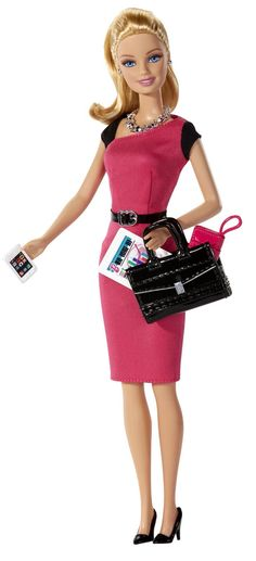 Your First Look at Entrepreneur Barbie, Smartphone and All | Underwire | WIRED