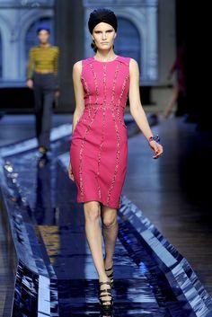 Jason Wu Spring 2011 Ready-to-Wear Fashion Show - Alla Kostromichova
