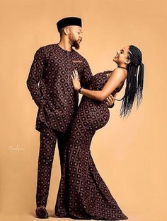 Items similar to African Clothing/ Couples Oufit/ Ankara Print/ African Couples Matching Outfit/ Ankara Mixed Print on Etsy African Wedding Dress, African Dress, African Attire, Couples African Outfits, African Clothing For Men, Ankara Clothing, Latest African Fashion Dresses, African Print Fashion, Ankara Fashion