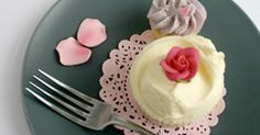 Valentine's Cupcakes at Angel Food Bakery