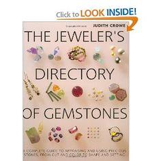 The Jewelers Directory of Gemstones: Judith Crowe