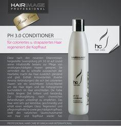 PH 3.0 CONDITIONER - für coloriertes u. strapaziertes Haar, regeneriert die Kopfhaut...