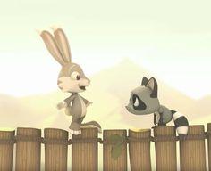 Je trouve que ce film d'animation intitulé « bridge » (pont) permet d'aborder de nombreux thèmes avec les enfants : la force du « faire ensemble » les vertus de la bienveillance les impasses dans lesquelles nous mènent la violence, la compétition, la malveillance la gentillesse comme forme d'intelligence sociale l'intérêt de chercher des terrains d'entente ou de faire des compromis …