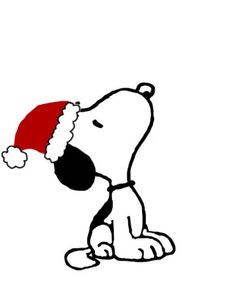 b63bc154a Christmas Snoopy by H0wlingSheWolf Christmas Snoopy