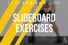 11 Must-Try Slideboard Exercises for More Muscle Iyengar Yoga, Ashtanga Yoga, Vinyasa Yoga, Cross Training, Training Tips, Strength Training, Pilates Studio, Pilates Reformer, Pilates Yoga