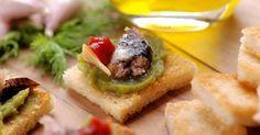 15 recettes de tapas irrésistibles - Bouchées d'olives croustillantes au fromage - Cuisine AZ
