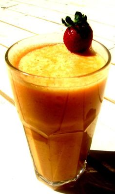 Raw Food Passion: Smoothie Time to beat the heat!