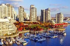 """""""One of the you should go is Vancouver, Canada! Victoria Canada, Vancouver, Plaza Hotel, Chiang Mai, Cancun, Calgary, Quebec, Amazing Destinations, Travel Destinations"""