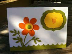 Australian Stampin' Up! Demonstrator - Aussie Stampers : Today's Class Challenge - Stampin' Up!- Stampin' U...