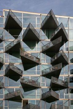 ✔️ Denmark Copenaghen Orestad VM House