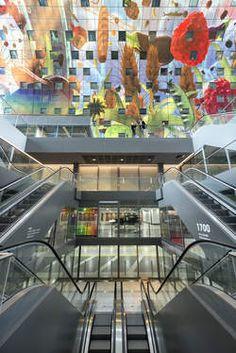 'De Markthal is een triomfboog voor Rotterdam (***)' - Cultuur - VK