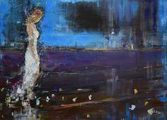 Oscar Pardo, 1967 | Abstract Figurative painter | Tutt'Art@ | Pittura * Scultura * Poesia * Musica |