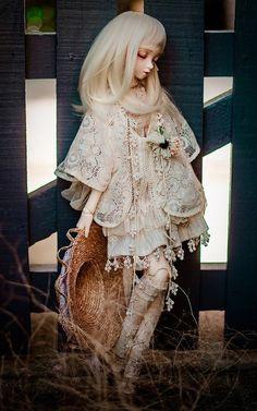 日本 动漫 SD娃娃 BJD 玩具 人偶 美人