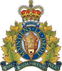 Royal Canadian Police coat of arms Canadian Things, I Am Canadian, Canadian History, Ontario, National Police, Canada 150, New Brunswick, Canada Travel, Countries Of The World