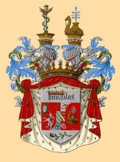 Stemma della famiglia Borromeo, concesso al Ramo primogenito della Seconda Linea, estratto dal decreto del Capo del Governo in data 22 luglio 1938.