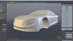Webinar: MODO for Automotive Rapid Concept Design (this time with link)