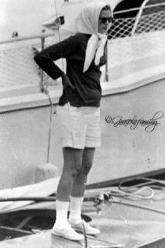 """graceandfamily: """" June 14, 1962 """" Princess Grace"""