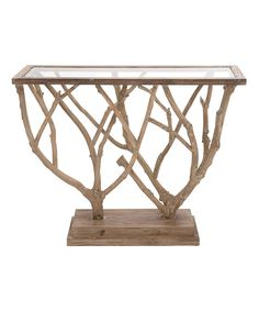 Another great find on #zulily! Branch Console Table by UMA Enterprises #zulilyfinds