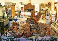 Wildflour Bakery, Freestone. If you are ever traveling on the hwy out to Bodega Bay...this bakery is just off the road and the best