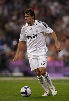 van Nistelrooy on Real Madrid