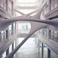 Elastika by Zaha Hadid, Miami Design District