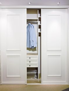 Closet Door Options: Ideas for Concealing Your Storage Space | HGTV