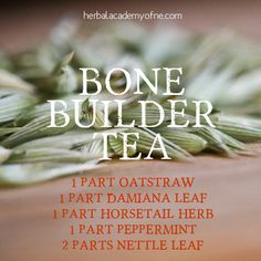 Bone Builder Tea