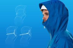 The Berghaus Cape Wrath is a lightweight fully waterproof jacket for fast and light alpinism. The minimalist design features: a helmet compatible hood;The Cape Wrath Jacket was designed a… Sport Fashion, Mens Fashion, Gore Tex Jacket, Outdoor Wear, Mens Activewear, Fashion Sketches, Hoods, Cape, Active Wear