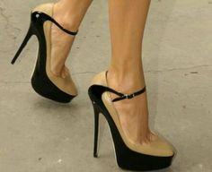 Nice Brown Black Woman shoes