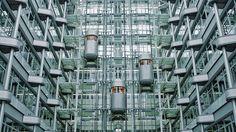 "Julian Rosefeldt celebrates ""anti-architecture"" in new movie Manifesto New Movies, Where To Go, Cinematography, Filmmaking, Indoor Outdoor, Architecture Design, Berlin, Tower, Celebrities"