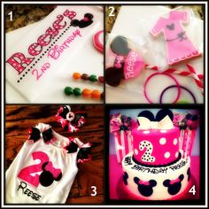 *The Johanson Journey*: Minnie Mouse Party & Recipe!