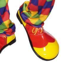 clown Feet:)