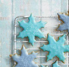 Shortbread Snowflakes   Canadian Living
