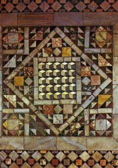 tiles in St Mark's Basilica, St Mark's Square, San Marco, Venice, Italy Ceramic Mosaic Tile, Stone Mosaic, Stone Tiles, Mosaic Art, Ravenna Mosaics, Byzantine Architecture, Italian Tiles, Byzantine Art, Venice Italy