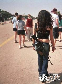 Pictures of Israeli Military Women                                                                                                                                                     More