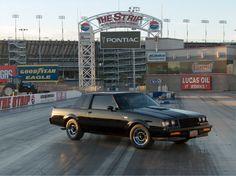 GRAND NATIONAL Buick Grand National Gnx, Buick Regal, Buick Cars, Buick Skylark, Nhra Drag Racing, Performance Cars, American Muscle Cars, Cadillac, Hot Cars