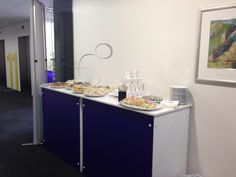 Lightbox at events for catering