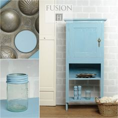 Fusion Mineral Paint is your go to DIY Furniture and Decor Paint All in One. Learn more about Fusion Mineral Paint here! Cool Furniture, Painted Furniture, Furniture Ideas, Furniture Refinishing, Furniture Inspiration, Distressed Furniture, Kitchen Inspiration, Rustic Furniture, Vintage Furniture