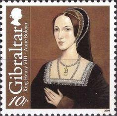 King Henry VIII - Anne Boleyn